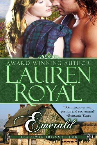 Emerald (Jewel Trilogy, Book 2) by Lauren Royal