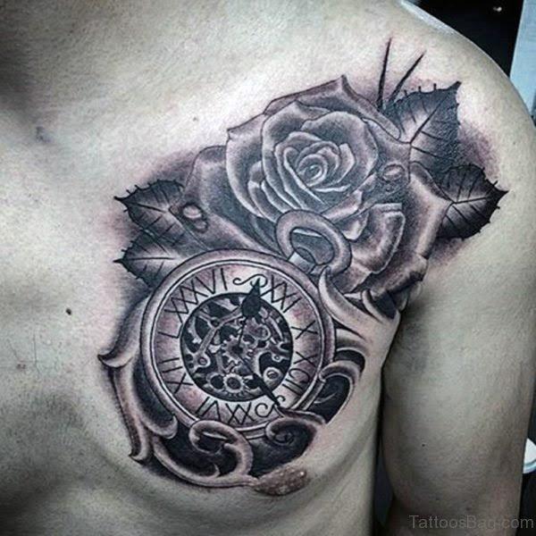 Tattoo Design For Men Chest