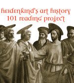 art history 101 reading project
