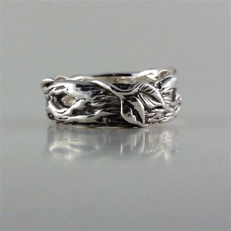 1000  ideas about Leaf Wedding Band on Pinterest   Vine