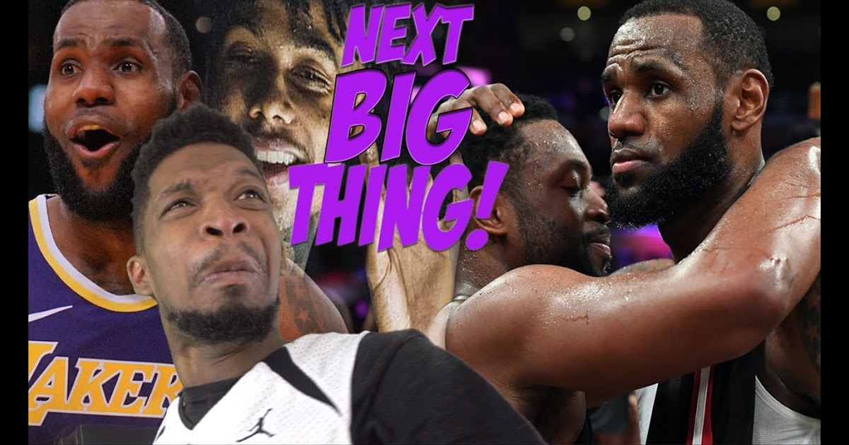 Game By Art Lebron Is The Next Big Thingg Lakers Last 7