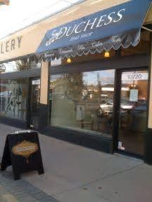 Duchess Bake Shop, 124 10720, Edmonton Westmount