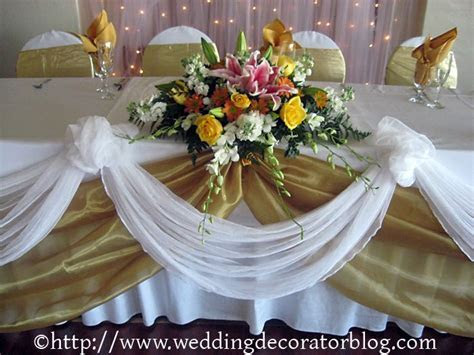 wedding reception head table ideas     wedding reception