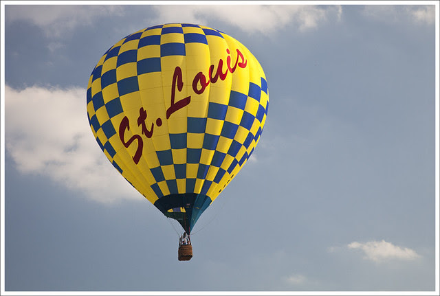 St. Louis In The Air