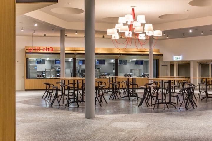 food market at the ETH Zurich by Barmade Interior Design, Zurich – Switzerland » Retail Design Blog - INTERIOR DESIGN ZURICH SWITZERLAND RentalDesigns.Com