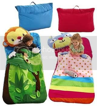 Animal Sleeping Bags