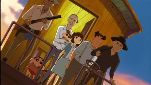 カスカベ 夕陽 ボーイズ の 【ネタバレ感想】『嵐を呼ぶ!夕陽のカスカベボーイズ』は、爽快感MAXのクレしんらしい映画だった