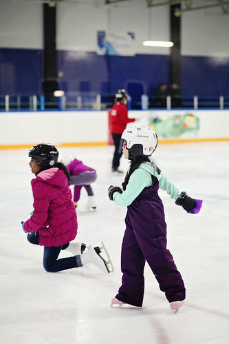 saturday skating lessons