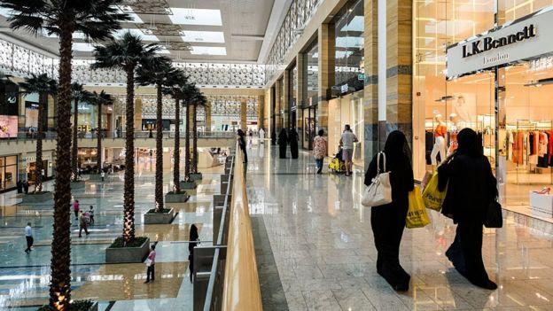 Mall in Dubai