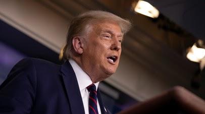 Трамп получил высшую награду Марокко
