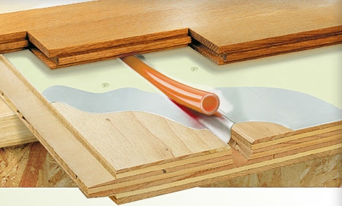 Floor Best Hydronic Radiant Heating Systems