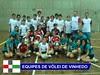 Vinhedo promove amistosos dos times de base vôlei contra Indaiatuba