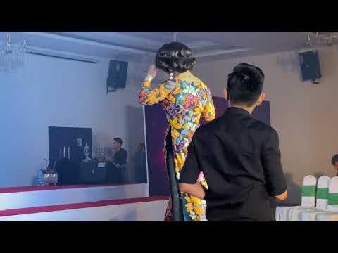 Phải lòng cô gái bến tre - Lộ Lộ chặt Mc Minh Nhựt nát như tương tại Bán kết người đẹp xứ Dừa 2019