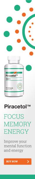 Piracetol 160x600
