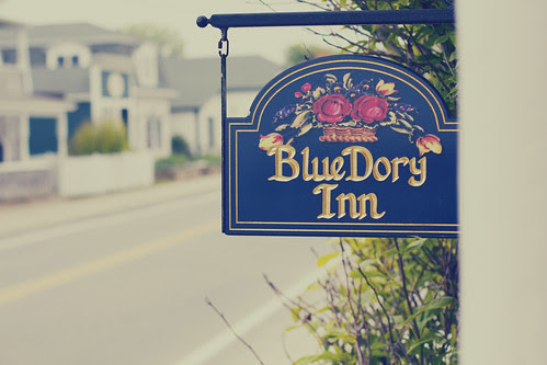 blue dory inn block island