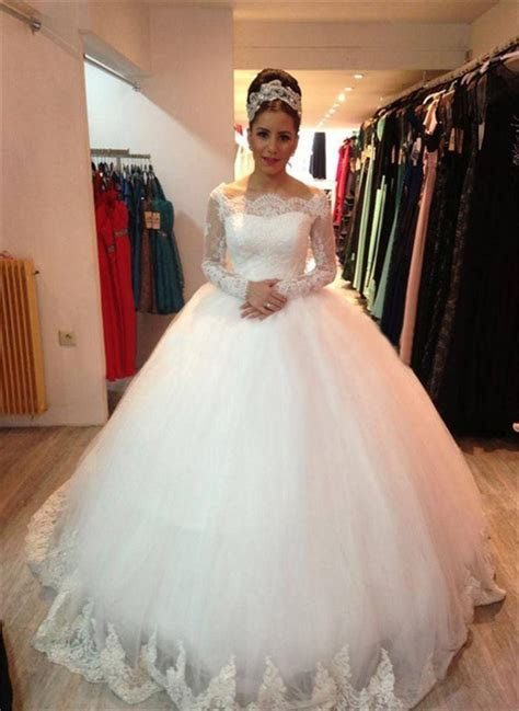 E25 Ball Gown Wedding Gowns,Tulle Wedding Dresses,Bridal
