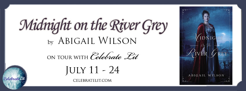 Midnight on the river grey FB banner