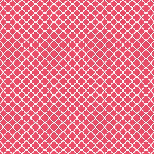 14-cherry_BRIGHT_small_QUATREFOIL_SOLID_melstampz_12_and_a_half_inches_SQ_350dpi