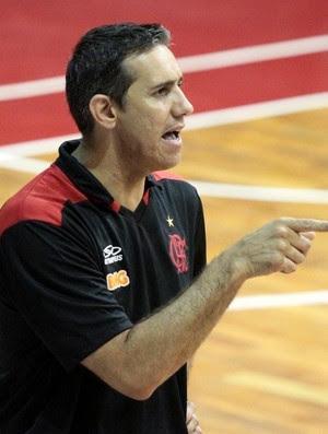 jose neto flamengo basquete (Foto: Fernando Azevedo/Fla Imagem)