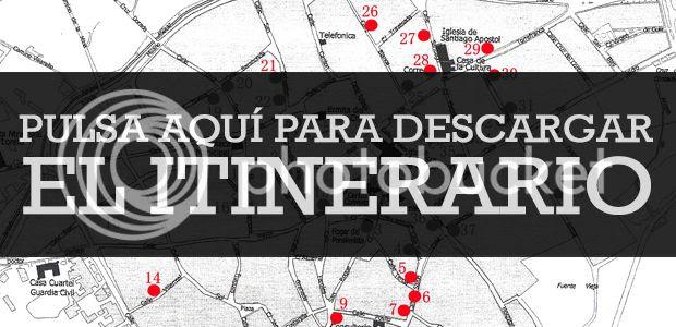 Itinerario Corazones de Jesús en Dos Torres