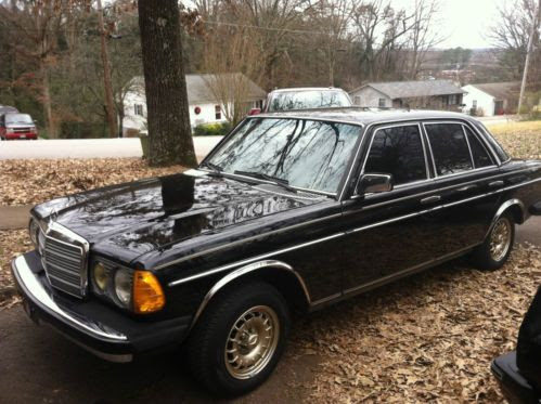 Find used 1984 Mercedes Benz 300d turbo diesel in , for US ...