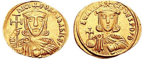 Saint Nicéphore Ier, martyr des Bulgares († 811)