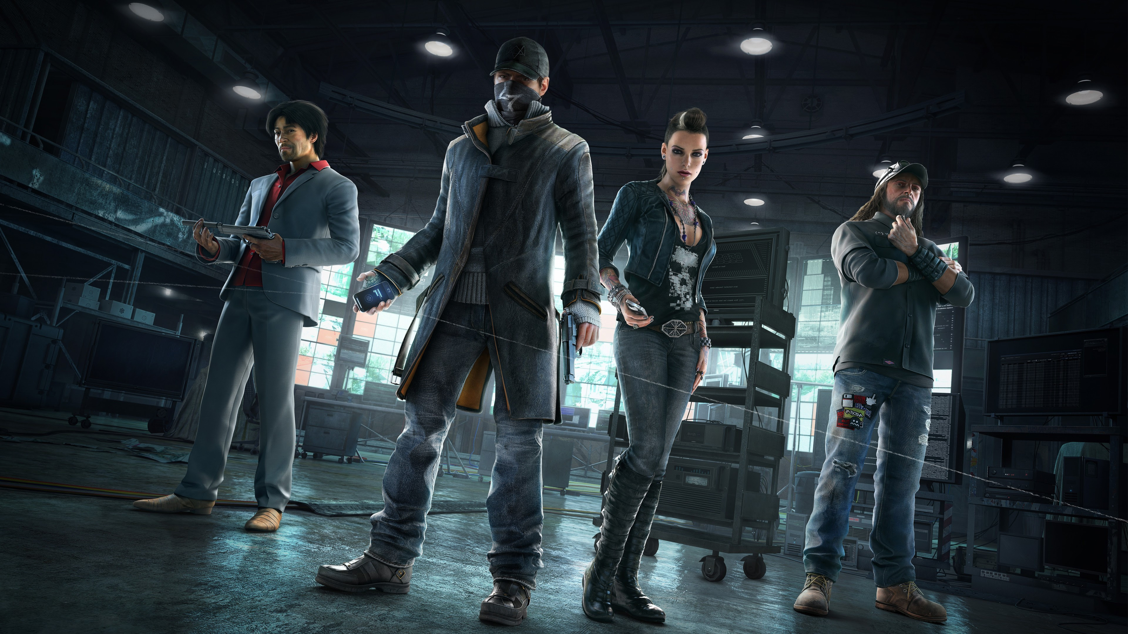 Watch Dogs 2 Wallpapers (77+ images)