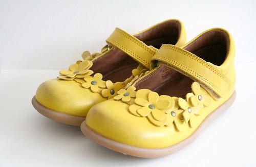 Ik koos geel