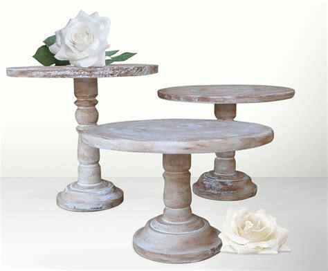 Pedestal Cake Stands For Wedding Reception Decor Buffet