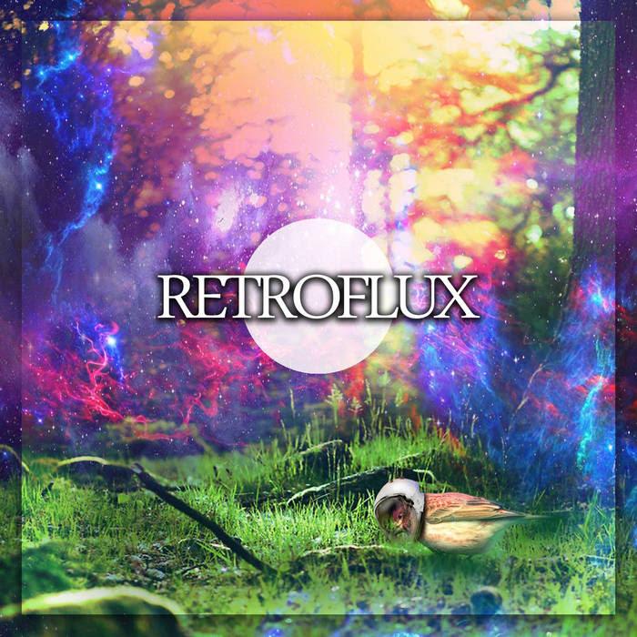 Retroflux cover art