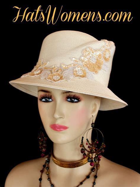 Ivory Fashion Hats ? Dress Hats For Women