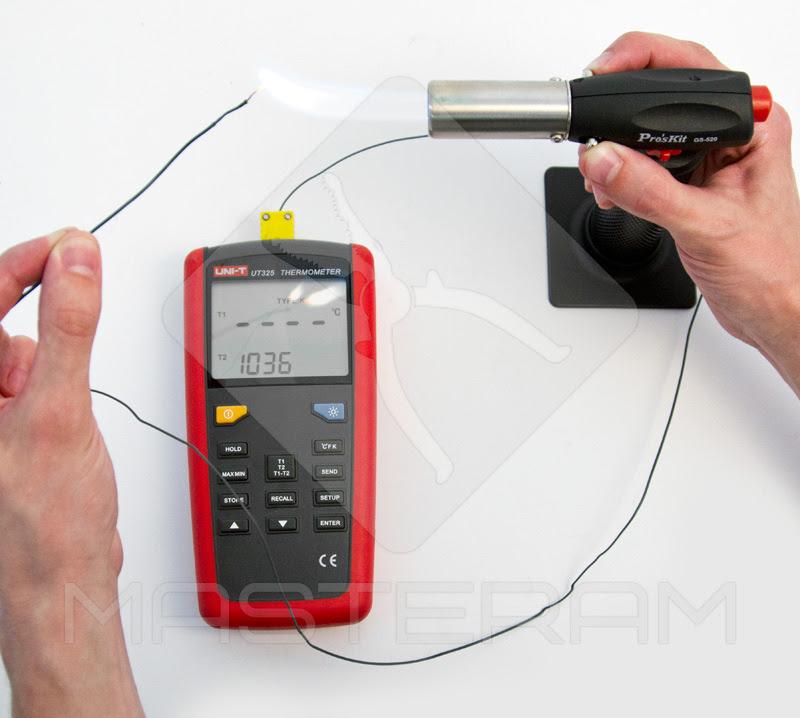 Газовая горелка Pro'sKit GS-520