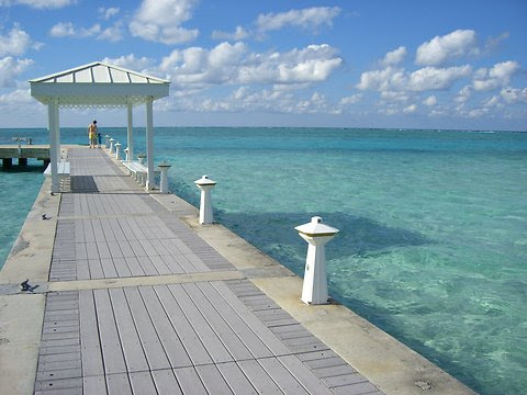 We can be sure that the money is not in the Cayman Islands just because it grows faster in the bright sunshine there.