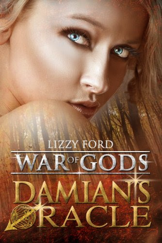 Damian's Oracle (War of Gods) by Lizzy Ford