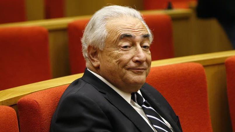 Dominique Strauss-Kahn quitte la présidence d'un fonds d'investissement créé il y a un an.