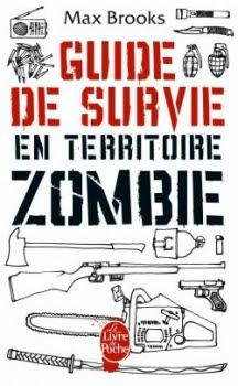 Couverture Guide de survie en territoire zombie
