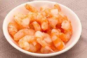 gnocchi aux crevettes