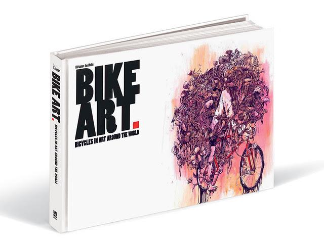 Bike Art Book.