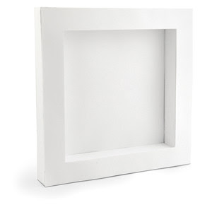 Silhouette Design Store View Design 193972 6x6 Shadowbox Frame