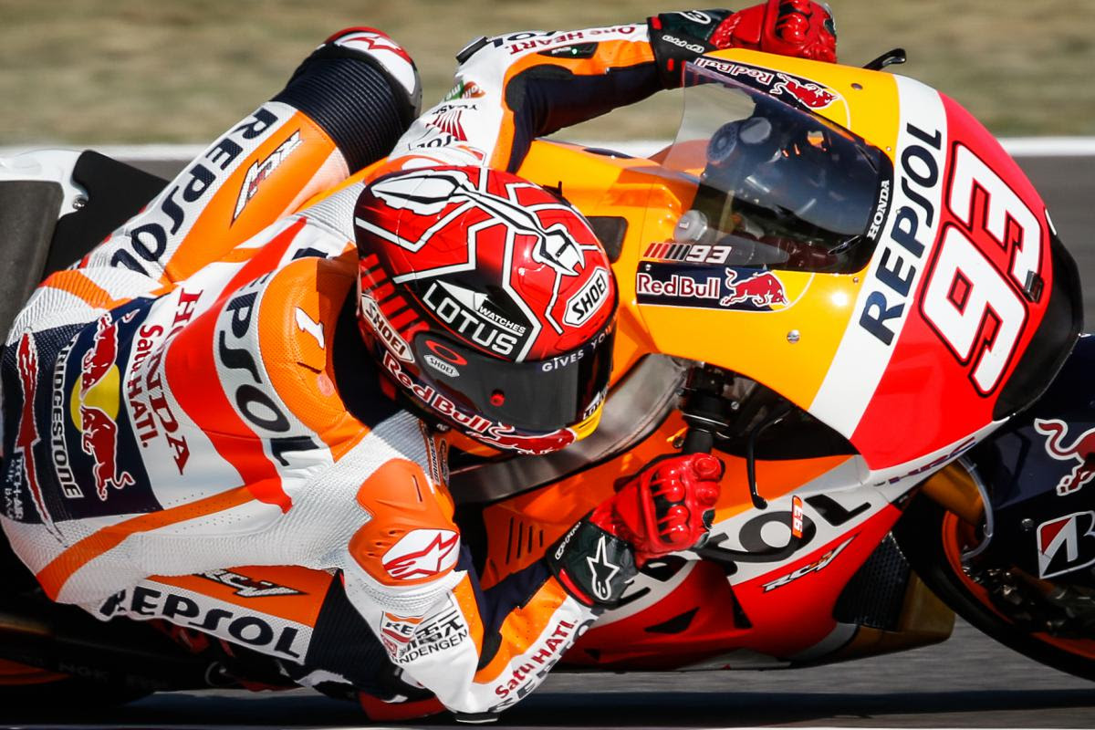 MotoGP Australia Marc Marquez Takes 50th GP Victory In Race Of
