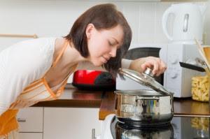 perierga.gr - Οι άνθρωποι έγιναν εξυπνότεροι λόγω της... μαγειρικής!