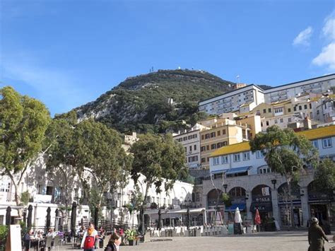 Well worth a visit   Grand Casemates Square, Gibraltar