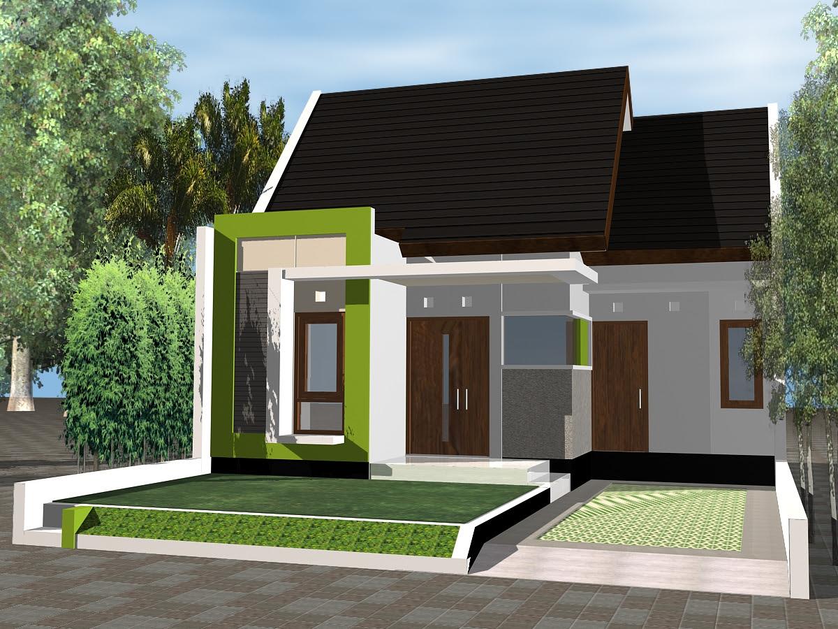 46 Foto Desain Rumah Type 36 Modern HD Terbaru Download Gratis
