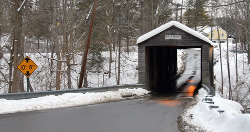 Bulls Bridge Covered Bridge
