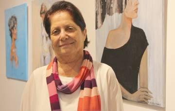 Layla Hamarneh, directora de proyectos en Arab Women Organization (AWO), es una feminista y activista que lleva más de 30 años trabajando por los derechos de las mujeres en Jordania.