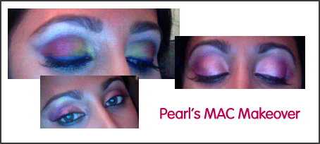 Pearl's MAC Makeover