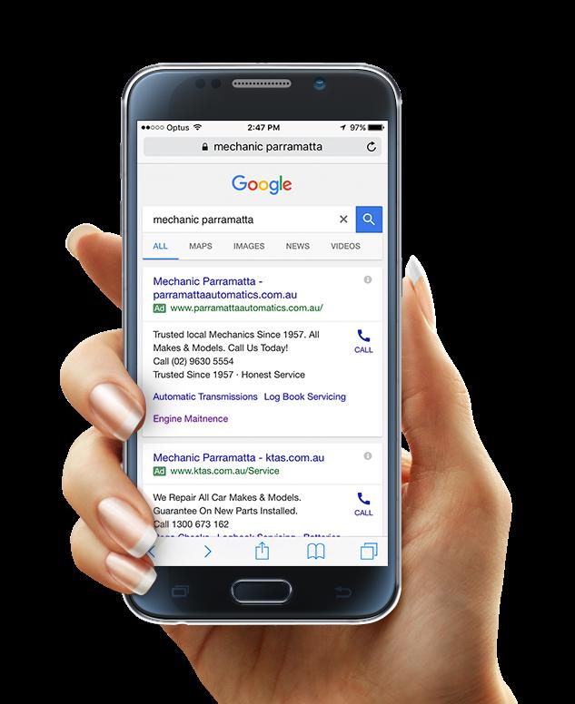 2 756 Google Ads Mockup Mockupfree