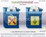 Uninstall logo