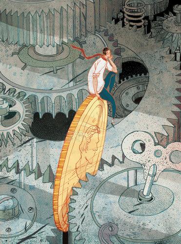 """Доктрина """"новых финансов"""" и инновационных циклов"""