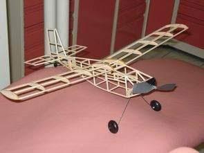 Dự án máy bay mô hình